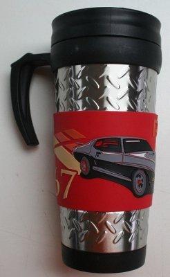 Diesel Power Plus 67 GTO Diamond Plate Travel Mug