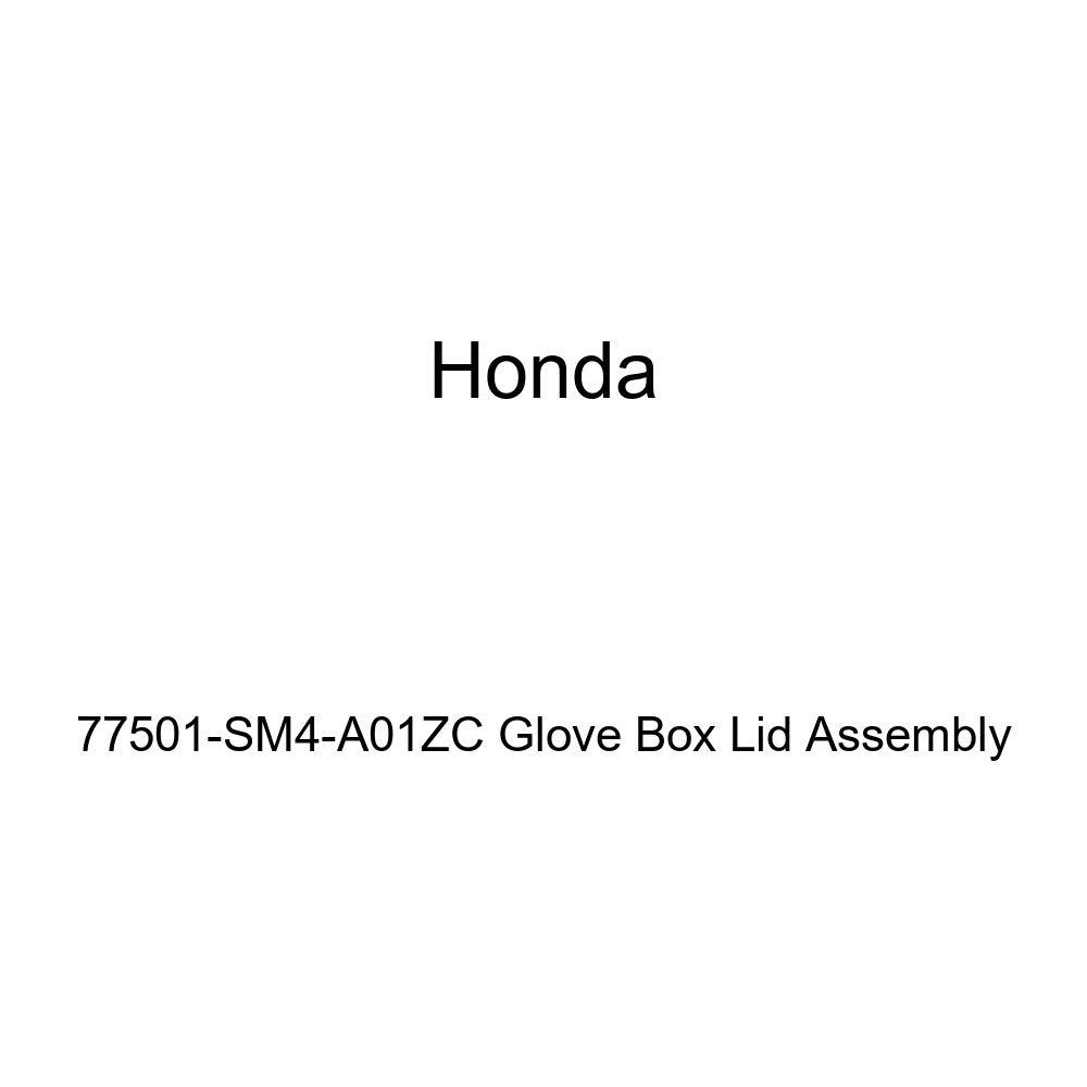 Honda Genuine 77501-SM4-A01ZC Glove Box Lid Assembly
