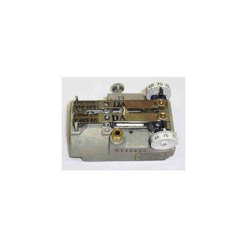 Johnson Controls T-4506-201 Pneumatic Thermostat, DA, 55 to 85 Degree F