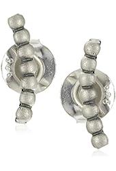 Satya Jewelry 18k Plate Climbers Earrings