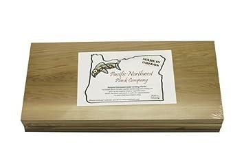 """Premium Cedar Grilling Planks – 10 unidades 7 """"x 18"""" este es un"""