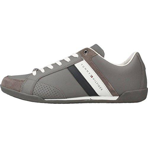Sneakers FM0FM01532 Gris Steel Tommy Grey H BAqzvzw5