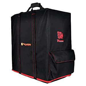 Thermaltake Transporter Carry Bag - Caja (Negro, 850 g, 300 mm, 600 mm)