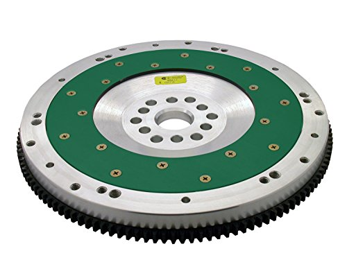 Fidanza Performance 186231 Flywheel-Aluminum PC F4 High Performance Lightweight with Replaceable Friction