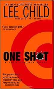 one shot lee child pdf