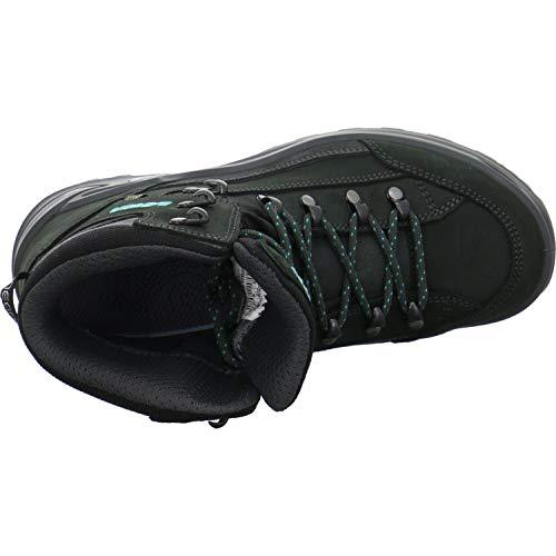 Lowa Randonnée Pour Noir Femme De Chaussures Basses w0qIrRwE