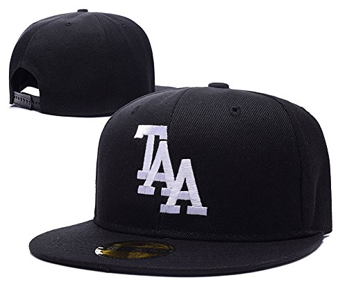 The Amity Affliction Let the ocean take me Logo Adjustable Snapback Embroidery Hats Caps -