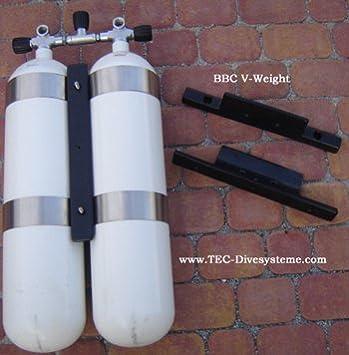 TEC-Divesysteme BBC Ballast und Tariersystem P-Weight 5,5Kg
