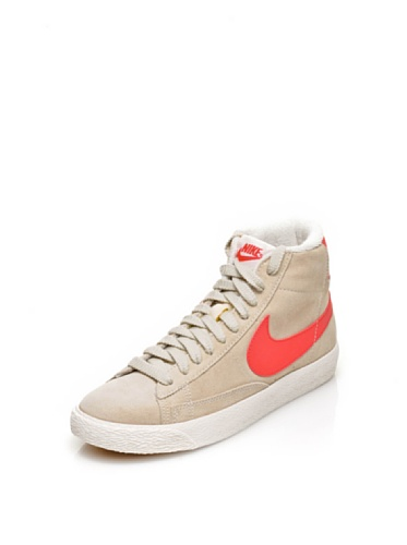 Blazer Mid Zapatillas Suede Nike Woman Crema Vintage RtEfgwgq