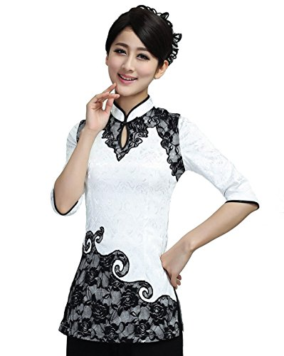 Qipao Chinese Suit - 5