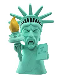 Doctor Who Statue Of Liberty Weeping Angel 8