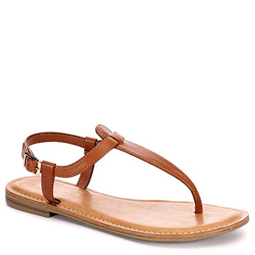 XAPPEAL Womens Zana Thong Sandal Shoes, Cognac, US for sale  Delivered anywhere in USA