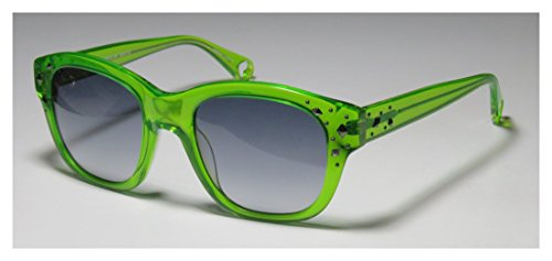 Betsey Johnson Double The Love Bj0136 WomensLadies Designer Full-rim SunglassesEyewear (52-21-135 Lime)
