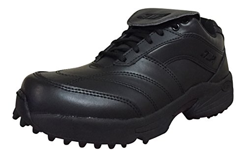 promo code 76fa9 f59c3 ... Zig Magistrate Mid Umpire Plate Shoes - Black White 3n2 Reaction  Baseball   Softball Men s Umpire Shoes-Black-11.5 ...