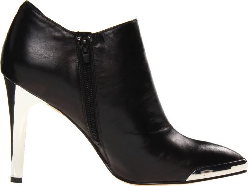 Chinese Laundry Womens Autumn Bootie Black Leather XmLOATSL