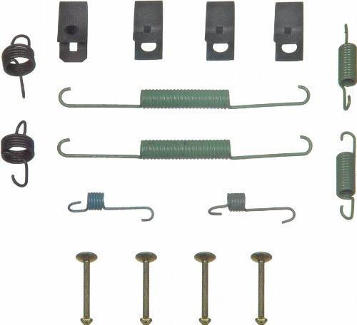 Wagner H17175 Drum Brake Hardware Kit, Rear