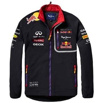 Red Bull Racing Teamline Chaqueta Softshell para Hombre ...