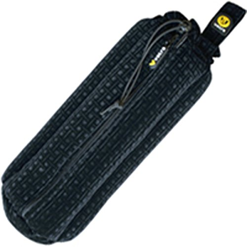 "12"" Black Velvet Waterpipe Pipe Case Tube Bag by Vatra (Velvet Pipe)"