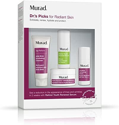 Murad Dr.'s Picks for Radiant Skin Set