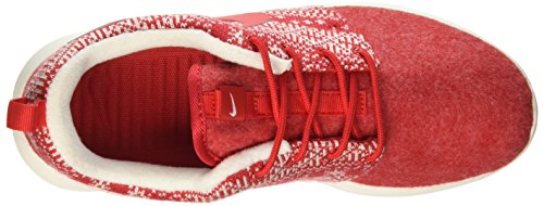 Nike Wmns Roshe One Winter, Chaussures de Sport Femme rouge (University Red/Unvrsty Red-Sl)