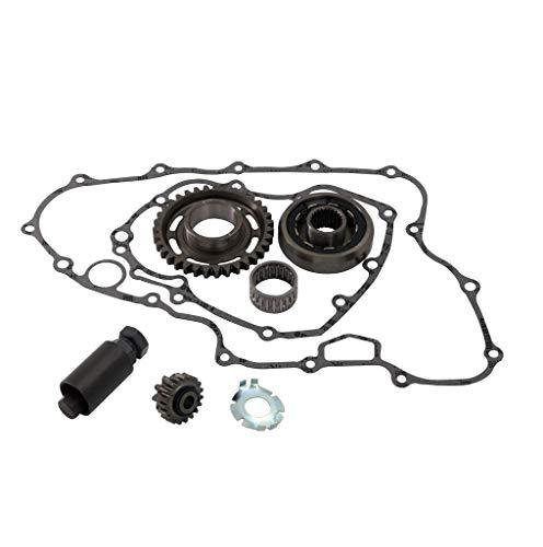 (IDEAL Reinforced Starter Clutch Flywheel Puller Reduction Gear Gasket Kit for Honda TRX 450 450R 450ER TRX450 TRX450R TRX450ER 2006~2014)