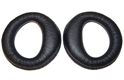 (Genuine Replacement Ear Pads Cushions for SONY MDR-DS6500, MDR-RF6500, DP-RF6500 Headphones - 1 pair (2 pieces))