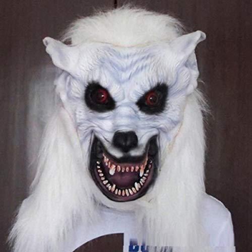 ZLJTYN 1 Pack, New Wolf mask Werewolf mask