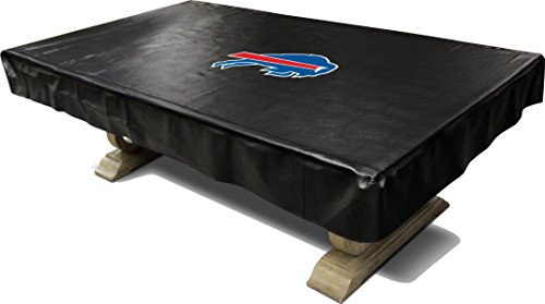 Imperial Officially Licensed NFL Merchandise: Billiard/Pool Table Naugahyde Cover, 8-Foot Table, Buffalo Bills