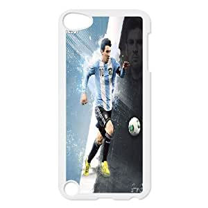 Football star Lionel messi phone Case Cove FOR Ipod Touch 5 FANS5803535