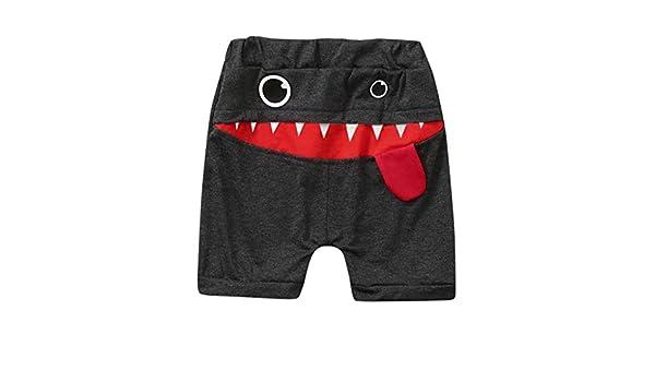cinnamou Pantalones para NiñOs, Bebé NiñOs NiñAs Dibujos Animados ...