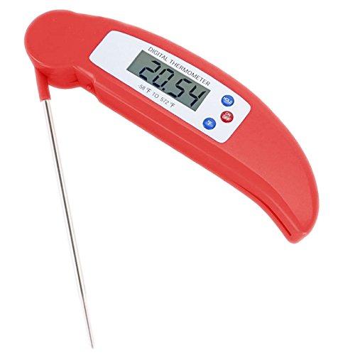 Lzndeal Termómetro de la cocina.Termómetro Digital con sonda para ...