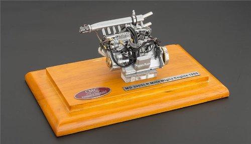 CMC Mercedes-Benz 300 SLR Engine in a Showcase Diecast Model in 1:18 Scale