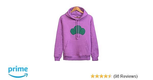 Amazon.com: Colorful Casual Hoodie Matsuno Ichimatsu Hoody Sweatshirt Cosplay Costume 6 Colors: Clothing