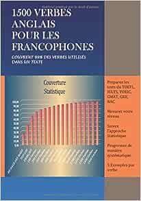 1500 Verbes Anglais Pour Les Francophones French Edition Tayeb Jamel 9781660584840 Amazon Com Books