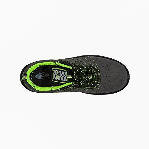 Cofra Sailor S1P SRC par de zapatos de seguridad talla 42color gris