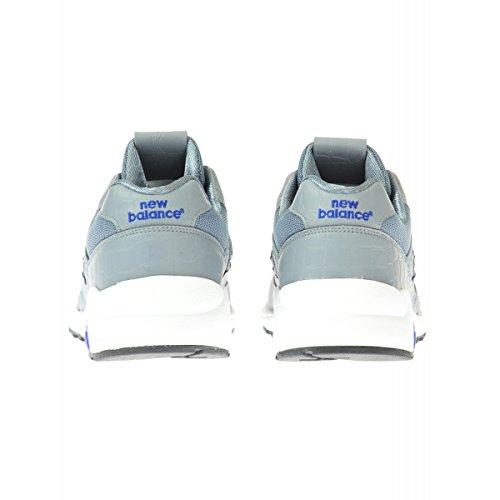 Zapatillas New Balance: MRT580 NC Lifestyle GR Azul-Blanco-Gris