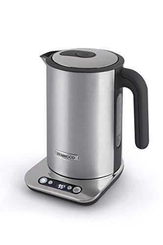 kenwood sjm610 persona collection electric kettle with variable temperature silver buy online. Black Bedroom Furniture Sets. Home Design Ideas