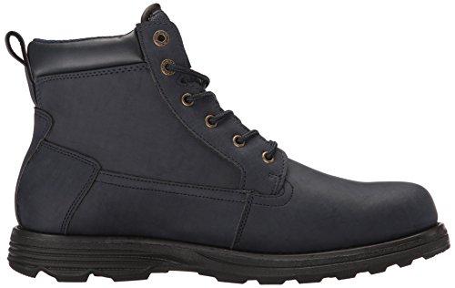 Levis Mens Marshall Moda Oleosa Boot Navy / Nero