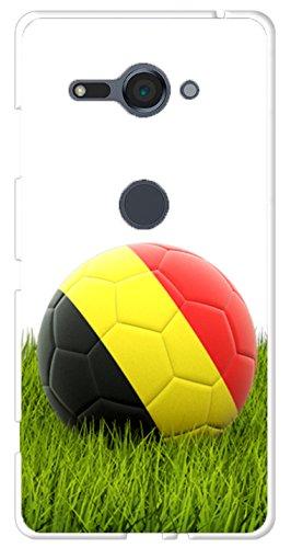 BIPOP CASE Carcasa balón Bélgica Copa Mundial fútbol Sony Xperia ...