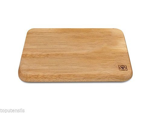Wusthof Rubber Wood Bar Cutting Board 6 x 8 x inch 3/4 inch thick 2003