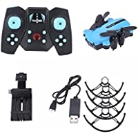 Rucan 2.4GHz Mini Foldable Quadcopter Pocket Remote Control Helicopter RC Drone (B)