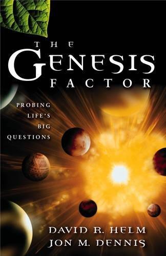 The Genesis Factor: Probing Life's Big Questions ebook