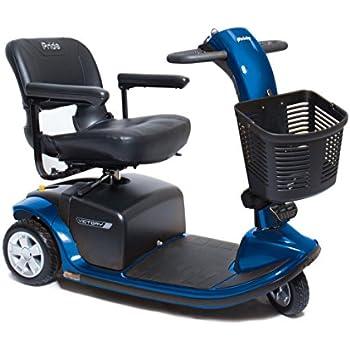 Amazon.com: Victory 9 Pride Mobility 3-Wheel – Patinete ...