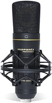 Marantz MPM-2000U USB Studio-Quality Condenser Microphone