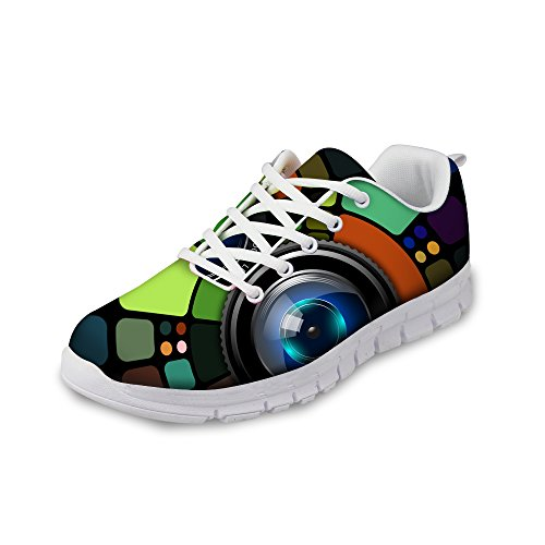 Walking Running Fashion Lightweight BEACH Stylish PZZ 5 Colorful Cool Comfortable Pattern Sport Shoes a08wpTqI