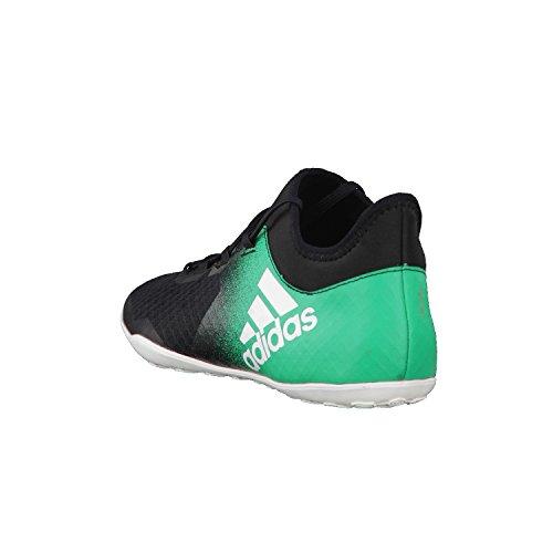 adidas X Tango 16.2 In, para los Zapatos de Entrenamiento de Fútbol para Hombre, Negro (Negbas/Balcri/Verbas), 47 1/3 EU