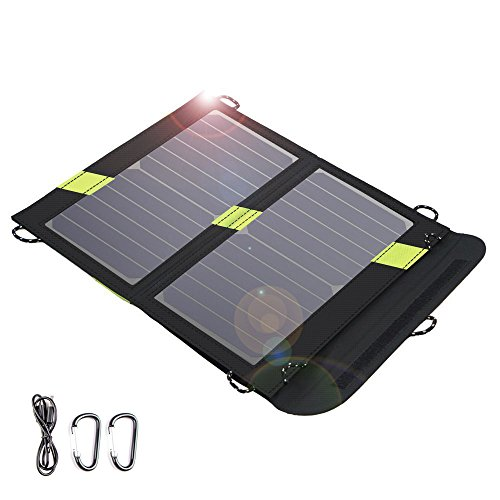 Hiking Solar Charger - 8