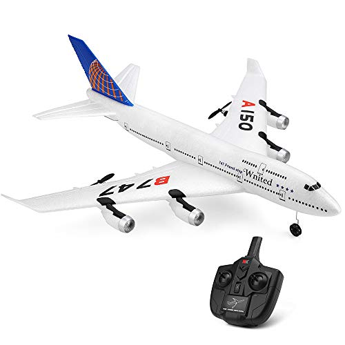 GoolRC Wltoys XK A150 Airbus B747 Model Plane RC Fixed-Wing 3CH EPP 2.4G Remote Control Airplane RTF Toy