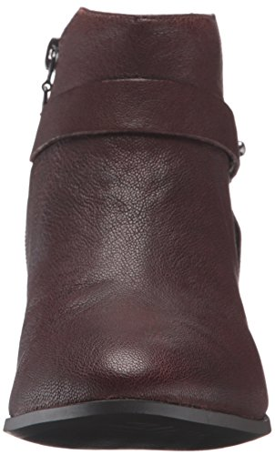 Clarks Womens Boylan Dawn Ankle Bootie Brown Leather