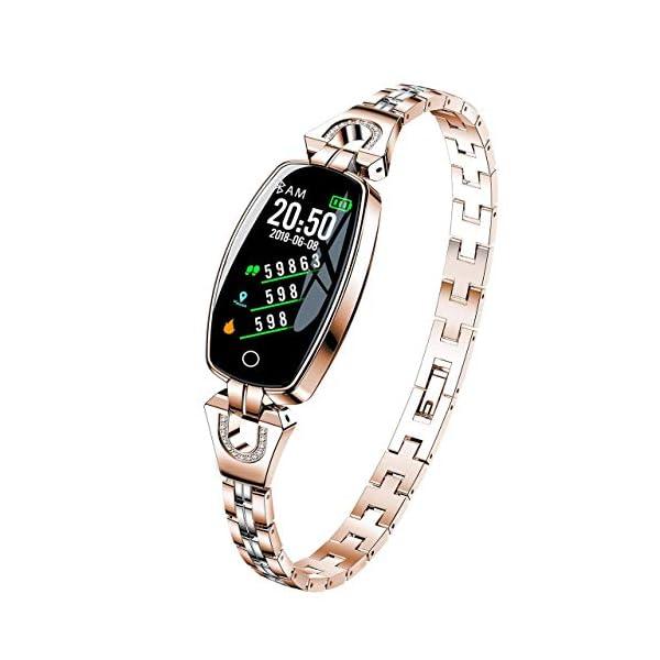 41TsBF80S6L Gadgets Appliances Gadgets Appliances Female's Smart Watch, Exquisite Fitness Tracker, Blood Pressure/Heart Rate/Sleep…